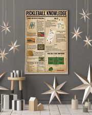 Pickleball Knowledge 11x17 Poster lifestyle-holiday-poster-1