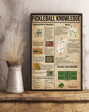 Pickleball Knowledge 11x17 Poster lifestyle-poster-3