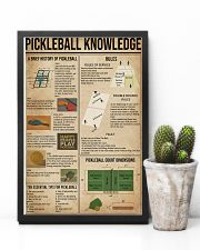Pickleball Knowledge 11x17 Poster lifestyle-poster-8