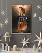 Cattle Believe In Yourself 16x24 Poster lifestyle-holiday-poster-1