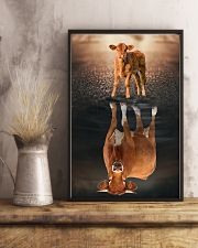 Cattle Believe In Yourself 16x24 Poster lifestyle-poster-3