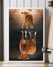 Cattle Believe In Yourself 16x24 Poster lifestyle-poster-4