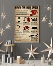 How To Train Your Dragon 11x17 Poster lifestyle-holiday-poster-1