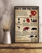 How To Train Your Dragon 11x17 Poster lifestyle-poster-3