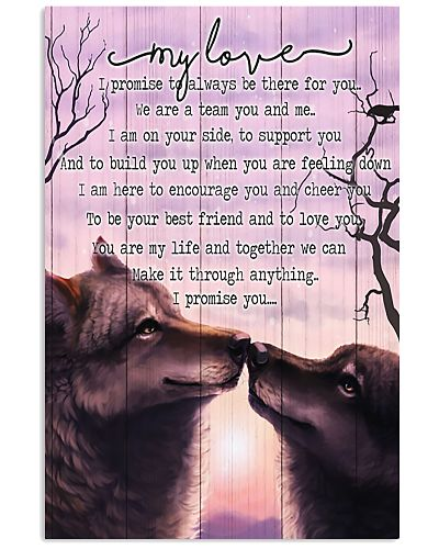 Wolf My Love I Promise You