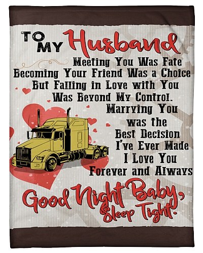 Wife To Husband Marrying You Was The Best Truck