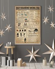 Skateboarding Knowledge 11x17 Poster lifestyle-holiday-poster-1