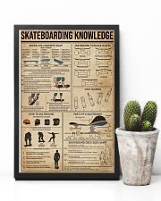 Skateboarding Knowledge 11x17 Poster lifestyle-poster-8