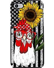 Sunflower Flag Chicken Phone Case i-phone-7-case