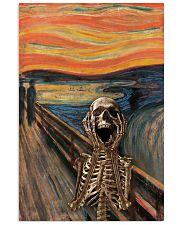 The Scream Skeleton 16x24 Poster front