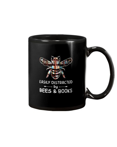 Easily Distracted By Bees And Books