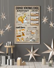 Corgi Knowledge Dogs 11x17 Poster lifestyle-holiday-poster-1