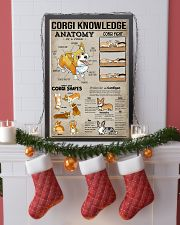 Corgi Knowledge Dogs 11x17 Poster lifestyle-holiday-poster-4