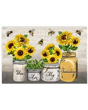 You Are My SunShine Music Sheet Bee 24x16 Poster front
