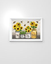 You Are My SunShine Music Sheet Bee 24x16 Poster poster-landscape-24x16-lifestyle-02