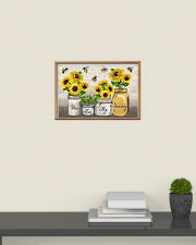 You Are My SunShine Music Sheet Bee 24x16 Poster poster-landscape-24x16-lifestyle-09