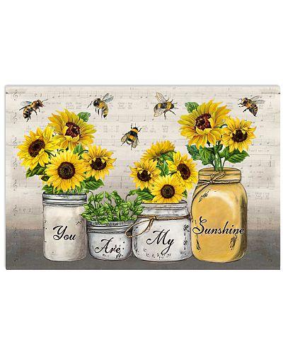 You Are My SunShine Music Sheet Bee