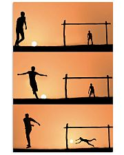 Sunset Football 11x17 Poster front