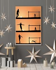 Sunset Football 11x17 Poster lifestyle-holiday-poster-1