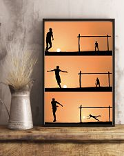Sunset Football 11x17 Poster lifestyle-poster-3