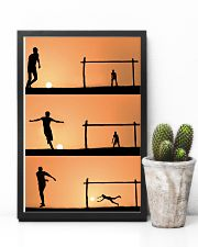 Sunset Football 11x17 Poster lifestyle-poster-8