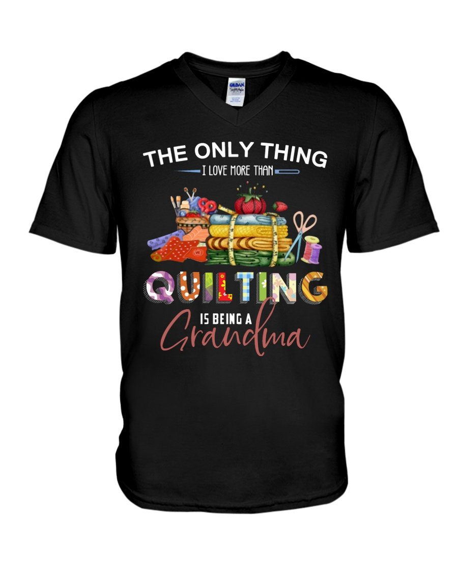 tee Quilting Grandma Unisex Sweatshirt