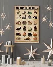 Breeds Of Rabbits 11x17 Poster lifestyle-holiday-poster-1