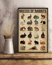 Breeds Of Rabbits 11x17 Poster lifestyle-poster-3