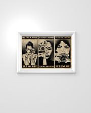 It's Not A Phase Camera Girl 24x16 Poster poster-landscape-24x16-lifestyle-02