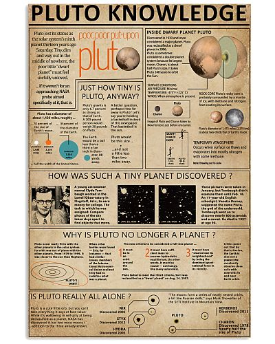 Poor Pluto Knowledge Planet