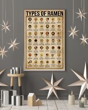 Types Of Ramen 11x17 Poster lifestyle-holiday-poster-1