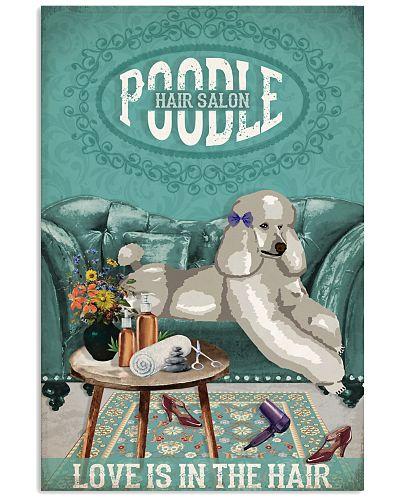 Poodle Hair Salon Dog