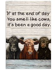 White Pallet You Smell Like Angus Cattle 11x17 Poster front