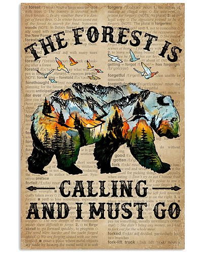 Dictionary The Forest Is Calling Bear