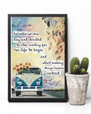 Hippie She Woke Up One Day 11x17 Poster lifestyle-poster-8