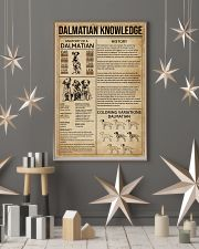 Dalmatian Knowledge 11x17 Poster lifestyle-holiday-poster-1