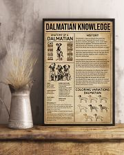 Dalmatian Knowledge 11x17 Poster lifestyle-poster-3