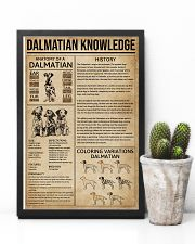 Dalmatian Knowledge 11x17 Poster lifestyle-poster-8
