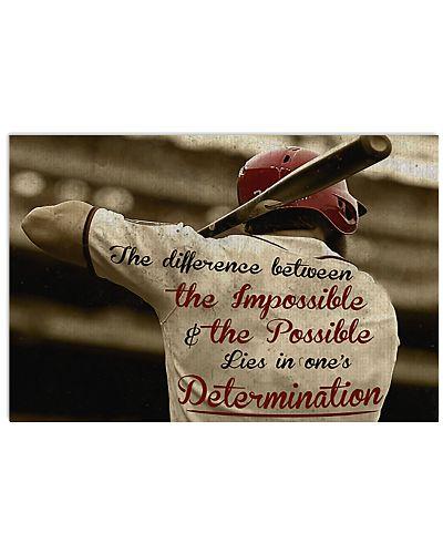 Baseball Determination