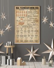 Nail Technician Knowledge 11x17 Poster lifestyle-holiday-poster-1