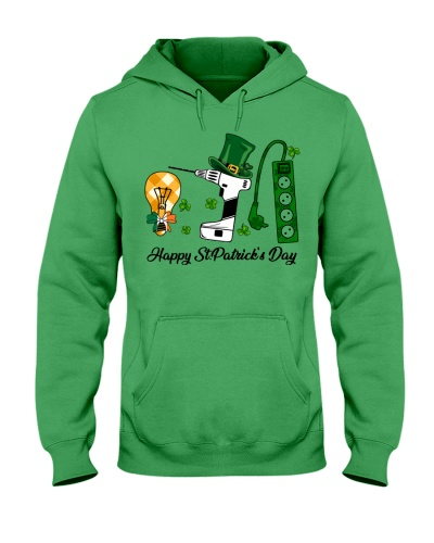 Electrician Happy St Patrick's Day