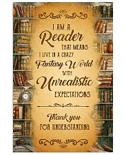 Books I Am A Reader 11x17 Poster front