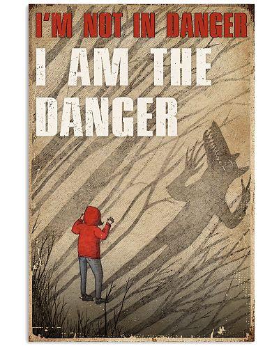 I'm Not In Danger Wolf