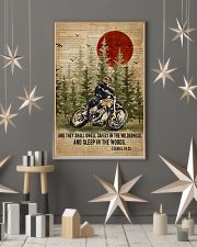Bible Sleep In The Woods Motor 11x17 Poster lifestyle-holiday-poster-1