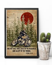 Bible Sleep In The Woods Motor 11x17 Poster lifestyle-poster-8