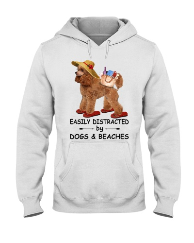Easily Distracted Beach Poodle