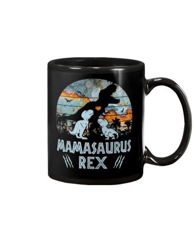 Blue Earth 2 Kids Mamasaurus