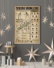 Fencing Knowledge  11x17 Poster lifestyle-holiday-poster-1