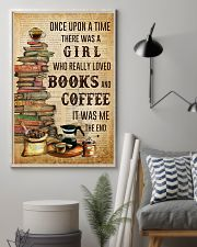 Once Upon A Time Reading Coffee 11x17 Poster lifestyle-poster-1
