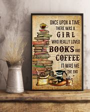 Once Upon A Time Reading Coffee 11x17 Poster lifestyle-poster-3
